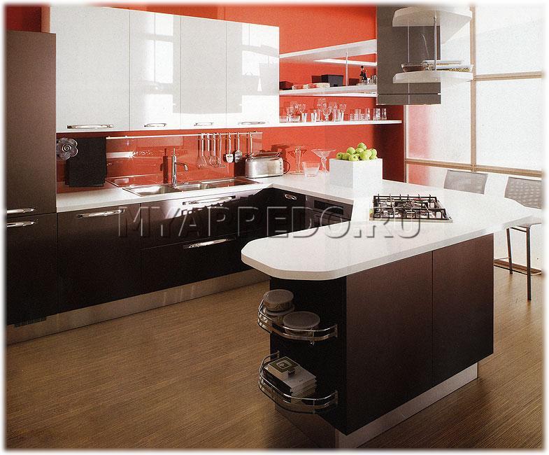 Cucina VENETA CUCINE Carrera-2. Progetti di Vita. Acquistare a Kursk